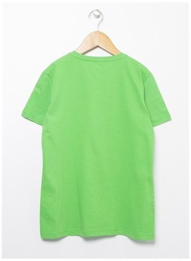 Lee Cooper Lee Cooper T-Shirt Yeşil